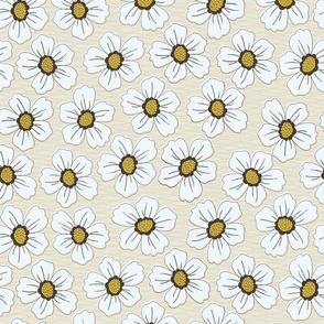 retro blossom white