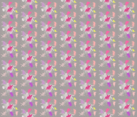 Fairy Impressions fabric by kortnee on Spoonflower - custom fabric