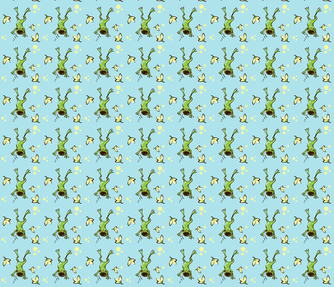 frog fabric by natankarachoon on Spoonflower - custom fabric