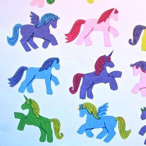 Rainbow Equines
