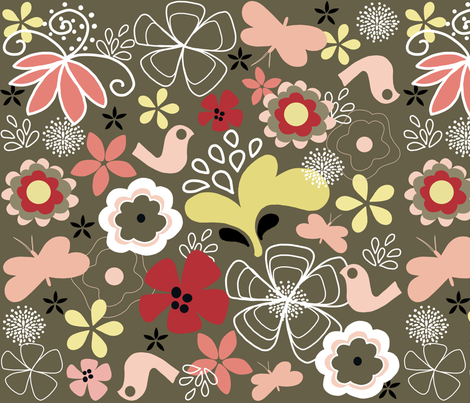 fabric_happiness2 fabric by emilyb123 on Spoonflower - custom fabric