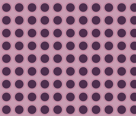 Dot 2 fabric by emilyb123 on Spoonflower - custom fabric