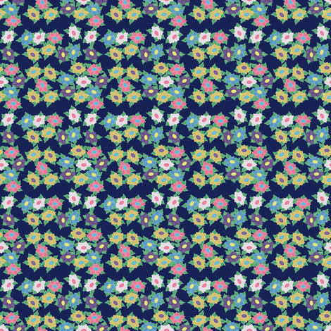 Ditsy Print fabric by brandymiller on Spoonflower - custom fabric