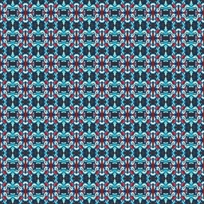 Kaleidoscope Plaid