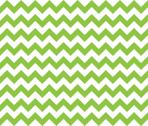 Ziggy Green fabric by natitys on Spoonflower - custom fabric