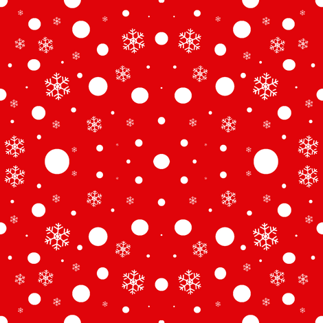 A Snowball's Chance in Hell fabric by fvith on Spoonflower - custom fabric