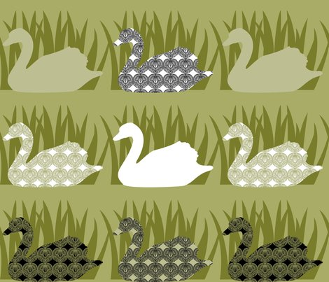Tattoo_swans_green_shop_preview