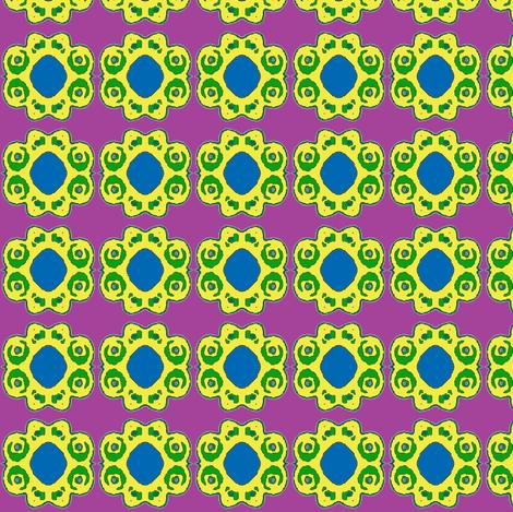 seventies flower -6 -ed