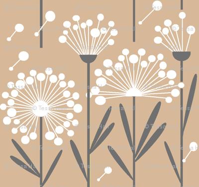 Autumn Dandelions