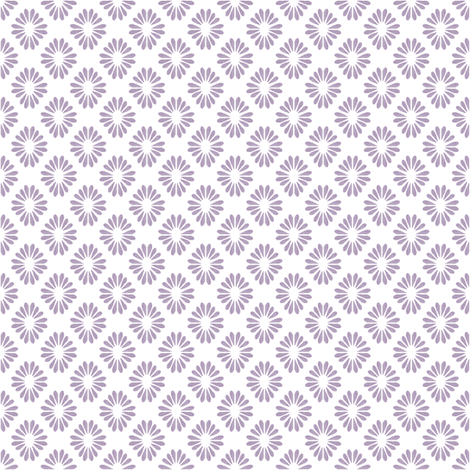 Twinkle Stars - Amethyst fabric by kristopherk on Spoonflower - custom fabric
