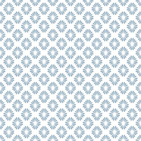 Twinkle Stars - Aquamarine fabric by kristopherk on Spoonflower - custom fabric