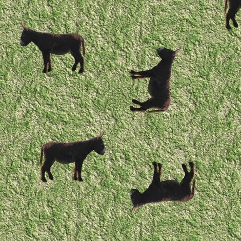 DonkeyWhirl fabric by rima on Spoonflower - custom fabric