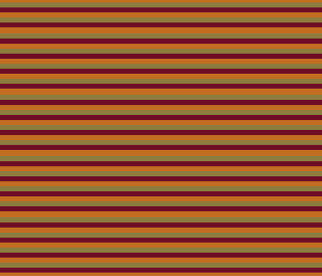 fallstripes fabric by vena903 on Spoonflower - custom fabric