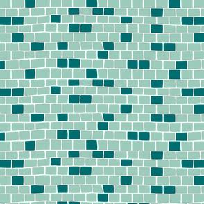 Tiles - blue