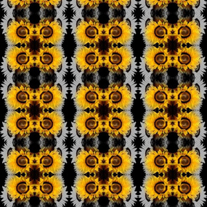 Small Sunflower Print