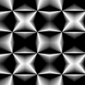 black_white_metallic_geo_print