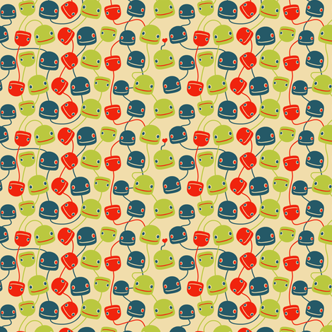 Timmie Hook-Up fabric by marilynpatrizio on Spoonflower - custom fabric