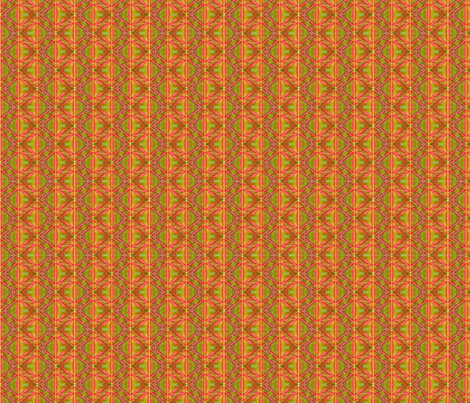 Brick_Leaf_Square_Brick fabric by pd_frasure on Spoonflower - custom fabric