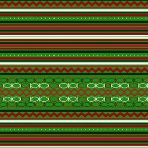Santa's PJs