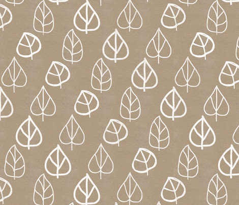 white_potatoes fabric by wiccked on Spoonflower - custom fabric