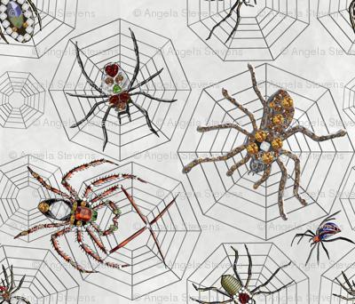 Spiders Galore