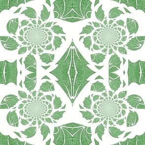Green Diamond Holiday