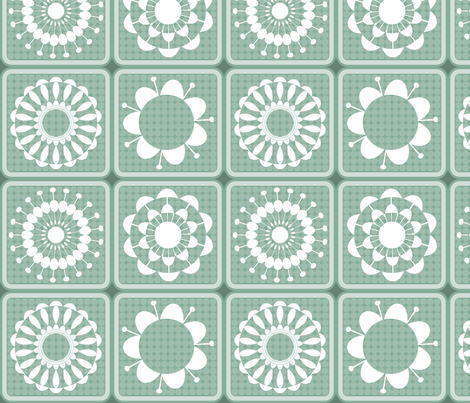 pattern blocks fabric by suziedesign on Spoonflower - custom fabric