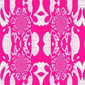 Deep Pink Zen