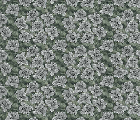 Paisley on Marble