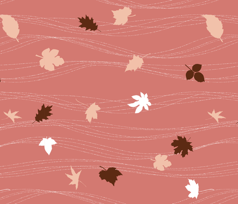 Breezy fabric by chelsgus on Spoonflower - custom fabric