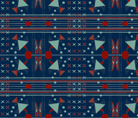 textilerep-ch-ch fabric by fabricfarmer_by_jill_bull on Spoonflower - custom fabric