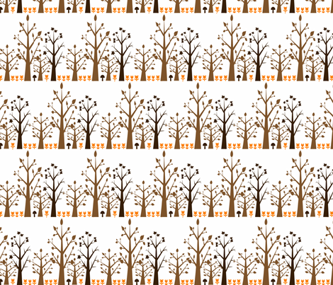 Le Fall fabric by consulting_dressmaker on Spoonflower - custom fabric