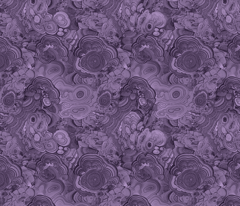 Amethyst fabric by ravynka on Spoonflower - custom fabric