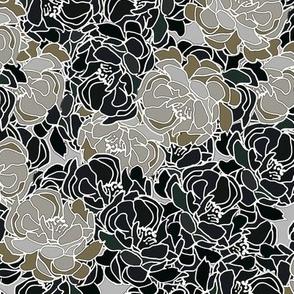 Patina Blossoms