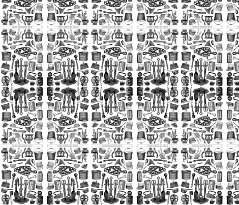 Having & Holding fabric by relative_of_otis on Spoonflower - custom fabric