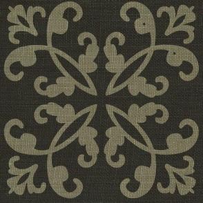 Neutral Linen Weave
