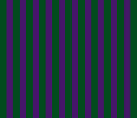 Purple-Green-Stripes fabric by writefullysew on Spoonflower - custom fabric