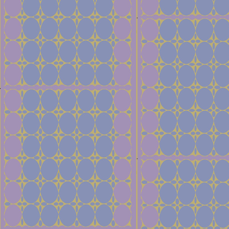 Box Lace (Pastel Purple) fabric by david_kent_collections on Spoonflower - custom fabric