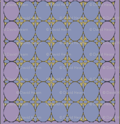 Box Lace (Blue Mint)