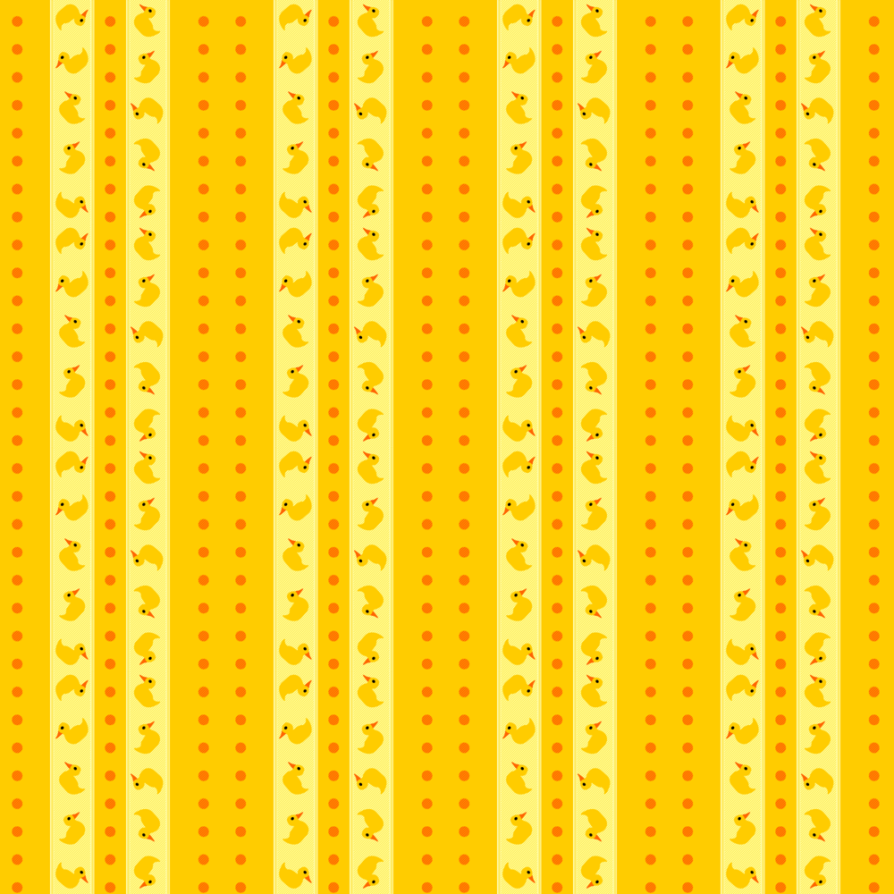 Rubber Duck Wallpaper And dots - rubber ducky