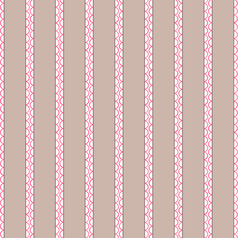Ribbon Stripe fabric by natitys on Spoonflower - custom fabric