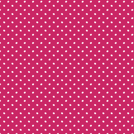 Autumn Apples - Pink dot fabric by joybucket on Spoonflower - custom fabric