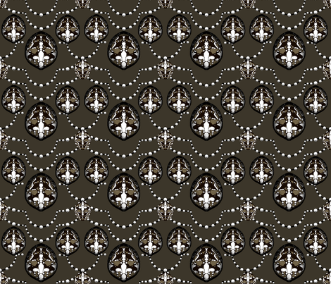 Autumn_dewels fabric by adranre on Spoonflower - custom fabric
