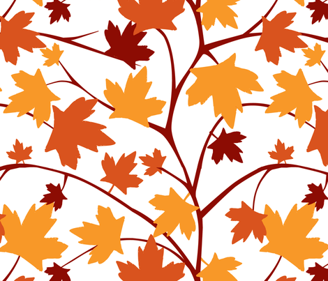 About to Fall fabric by shirayukin on Spoonflower - custom fabric