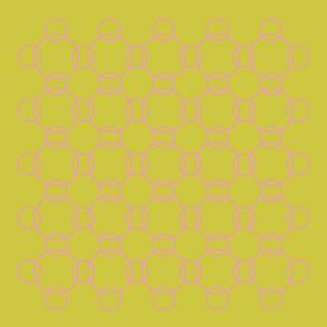 three (orange circles)