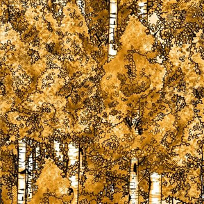 fall aspens