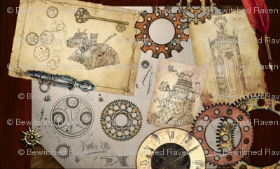 Steampunk Doctor Who