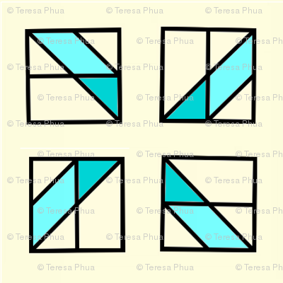 Box Mosaic 6