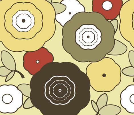 Taz fabric by emilyb123 on Spoonflower - custom fabric