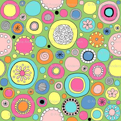 Ditsy Circles